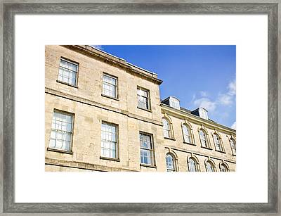 Cirencester Buildings Framed Print by Tom Gowanlock