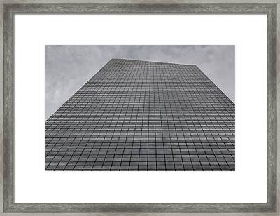 Citicorp Building Nyc Framed Print by Robert Ullmann