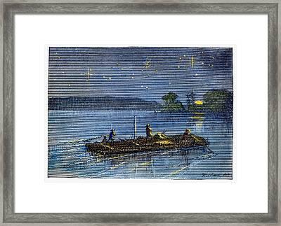Clemens: Tom Sawyer Framed Print