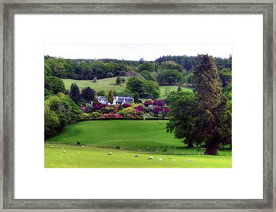 Coniston Water - Lake District Framed Print by Joana Kruse