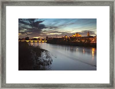 Cordoba Framed Print by Andre Goncalves
