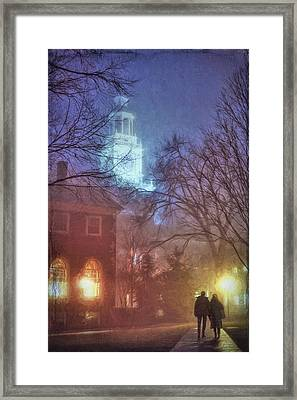 Dartmouth College Framed Print