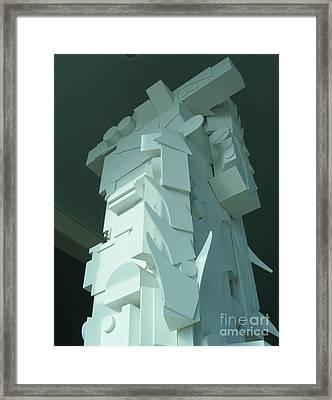 The Art Of Nevelson Framed Print