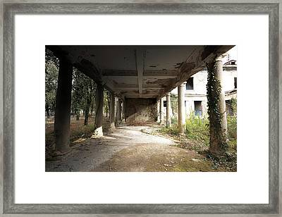 Dead End Framed Print by Svetlana Sewell