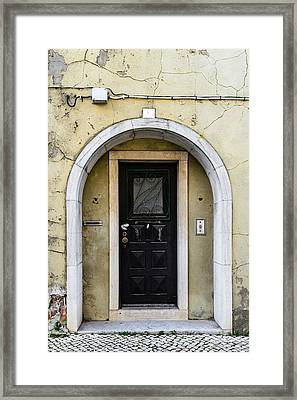 Door No 4 Framed Print by Marco Oliveira