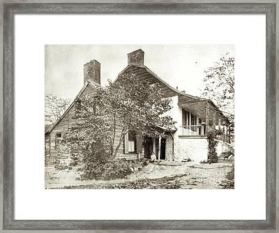 Dyckman House Framed Print