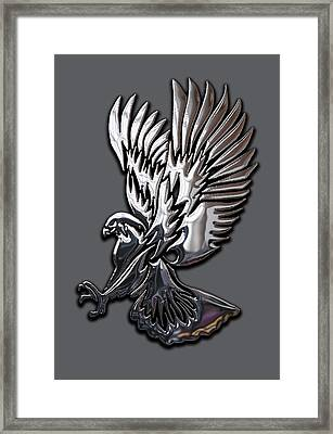 Eagle Collection Framed Print