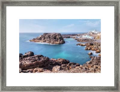 El Cotillo - Fuerteventura Framed Print by Joana Kruse