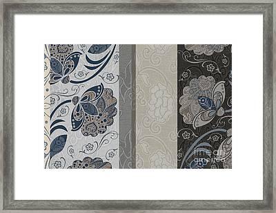 Elegante Iv Framed Print by Mindy Sommers