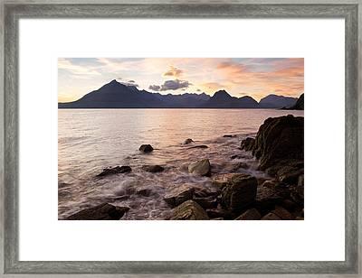 Elgol Framed Print