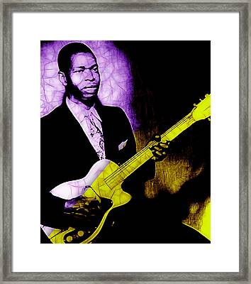 Elmore James Collection Framed Print
