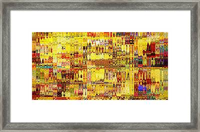 Enlightenment Framed Print by Mindy Newman