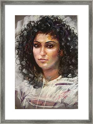 Erbora Framed Print