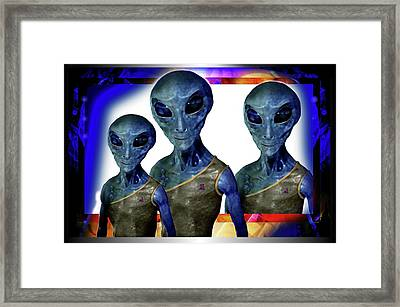 Explorers   Framed Print by Hartmut Jager