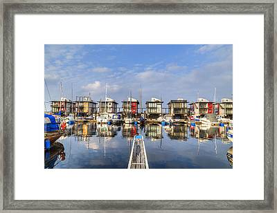Flensburg - Germany Framed Print by Joana Kruse