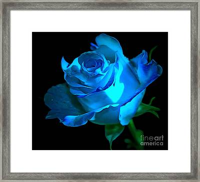 Forever In Love Framed Print
