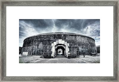 Fort Framed Print by Svetlana Sewell