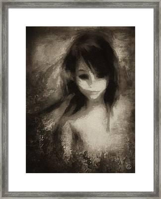 Fragile Framed Print by Gun Legler