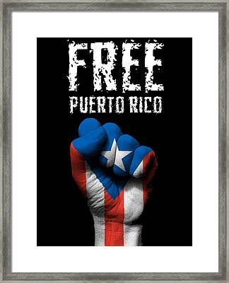 Free Puerto Rico Framed Print