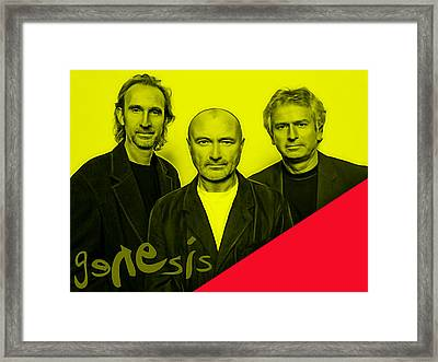 Genesis Collection Framed Print by Marvin Blaine