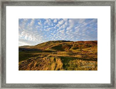 Glen Lyon Framed Print