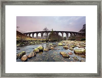 Glenfinnan Viaduct Framed Print by Andre Goncalves