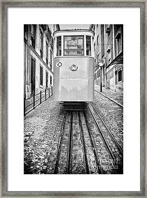 Gloria Funicular Framed Print