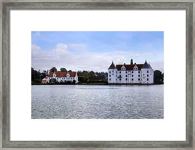 Gluecksburg Castle - Germany Framed Print