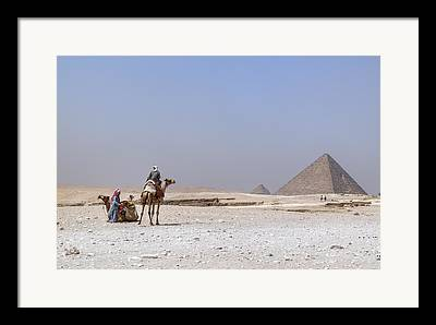 North Africa Photographs Framed Prints