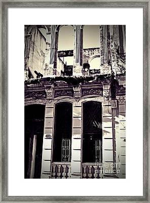 Havana Cuba Framed Print by Chris Andruskiewicz