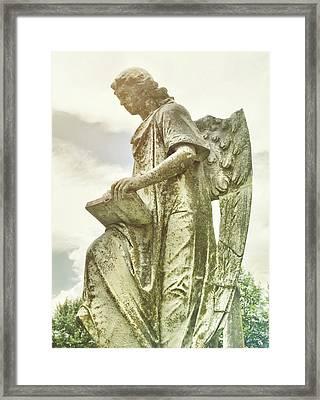 Heavens Angel  Framed Print by JAMART Photography