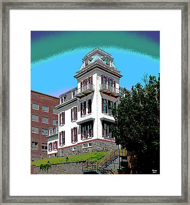 Howard University Framed Print