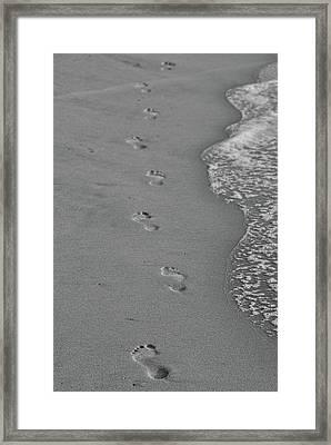 Impression Framed Print by JAMART Photography