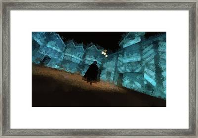 Jack The Ripper Framed Print by Esoterica Art Agency