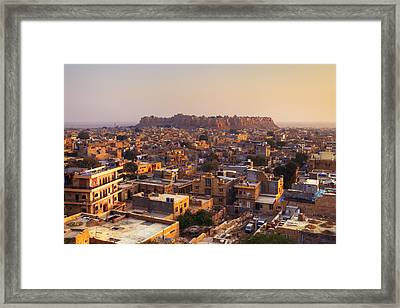 Jaisalmer - India Framed Print