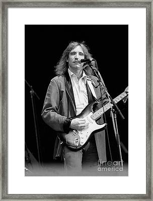 Joe Walsh  Framed Print