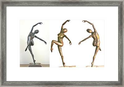 Joy Framed Print by Deborah Dendler