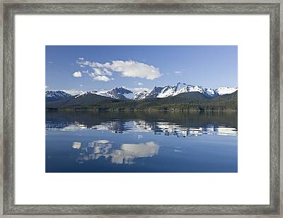 Juneau Framed Print by John Hyde - Printscapes