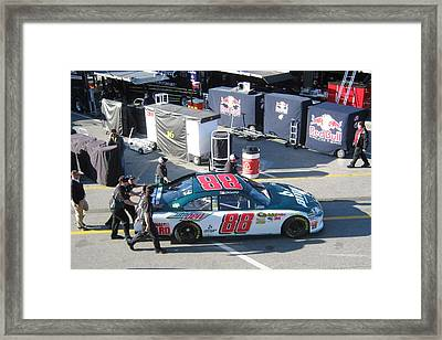 Junior's Number 88 Framed Print