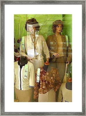 Keep Still Framed Print by Jez C Self
