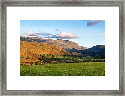 Lake District - England Framed Print