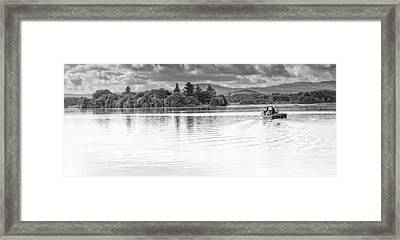Lake Of Menteith Framed Print