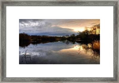 Landscape Art Framed Print