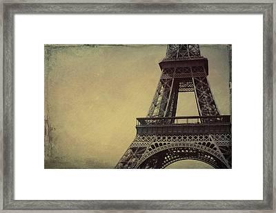 Le Jules Vernes Grunge Framed Print by JAMART Photography