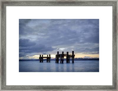 Lepe - England Framed Print