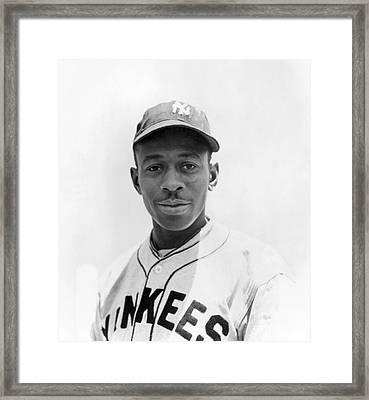 Leroy R. Paige (1906-1982) Framed Print