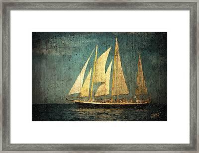 Liberte' Framed Print