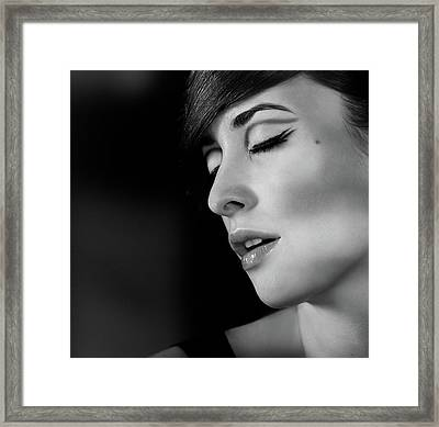 Light And Shadows Framed Print by Dmitriy Chursin