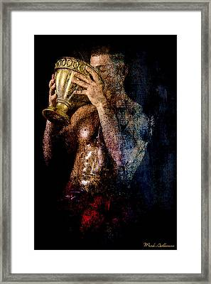 Long Time Ago Framed Print by Mark Ashkenazi