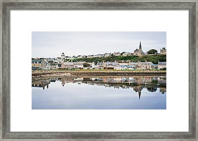 Lossiemouth Framed Print by Tom Gowanlock